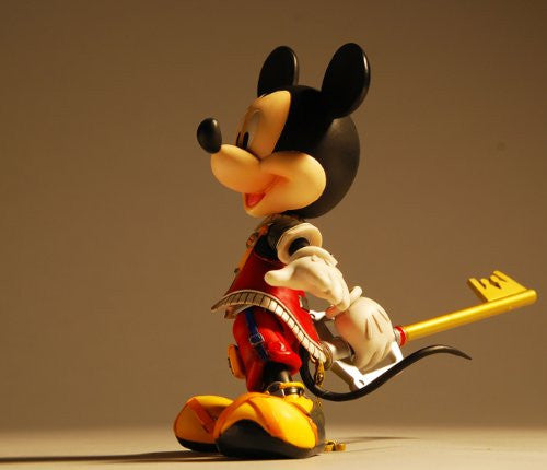 Image 3 for Kingdom Hearts II - King Mickey - Play Arts - Kingdom Hearts II Play Arts Vol.2 - no.6 - Valor Form (Kotobukiya, Square Enix)
