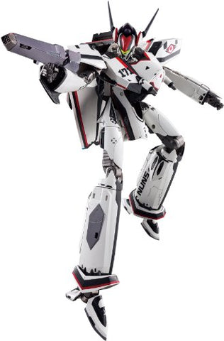 Image for Macross Frontier - VF-171EX Nightmare Plus EX (Saotome Alto Custom) - DX Chogokin - 1/60 (Bandai)