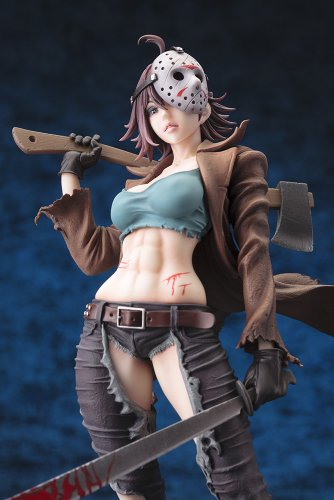 Image 7 for Friday the 13th - Jason Voorhees - Bishoujo Statue - Movie x Bishoujo - 1/7 (Kotobukiya)