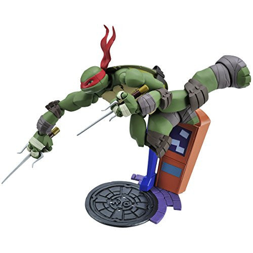 Image 5 for Teenage Mutant Ninja Turtles - Raphael - Revoltech (Kaiyodo)
