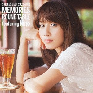 Image 1 for SINGLES BEST 2002-2012 MEMORIES / ROUND TABLE featuring Nino [Limited Edition]