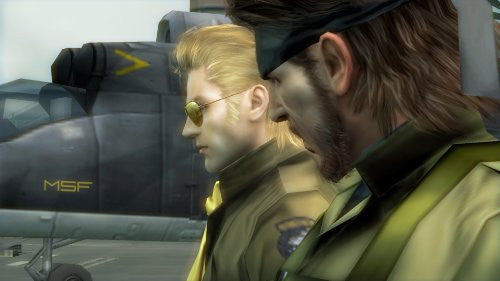 Image 4 for Metal Gear Solid: Peace Walker HD Edition