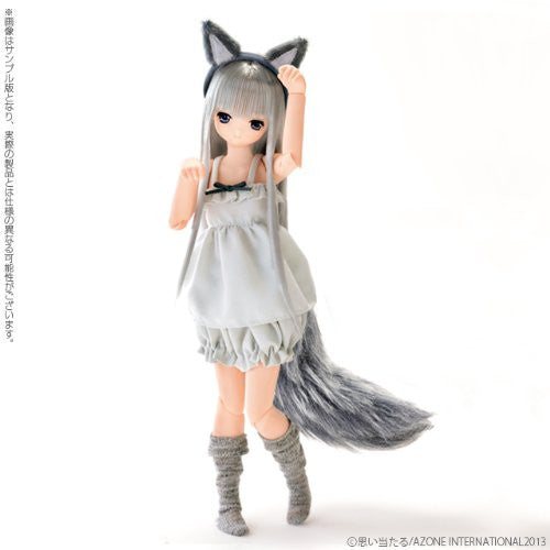 Image 3 for Lien - PureNeemo - Ex☆Cute 9th Series - 1/6 - Komorebimori no Doubutsutachi ♪, Silver Fox (Azone)