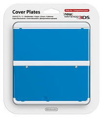 New Nintendo 3DS Cover Plates No.010 (Blue)