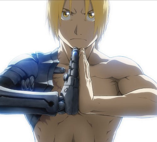 Image 2 for Hagane no Renkinjutsushi FULLMETAL ALCHEMIST FINAL BEST [Limited Edition]