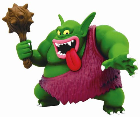 Image for Dragon Quest - Boss Troll - Dragon Quest Sofubi Monster - 033 (Square Enix)