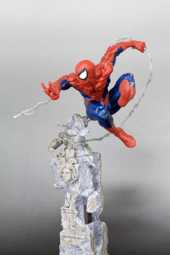 Image 7 for The Amazing Spider-Man - Spider-Man - Fine Art Statue - 1/6 (Kotobukiya)