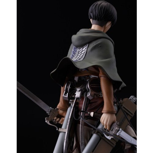 Shingeki no Kyojin - Levi - BRAVE-ACT - 1/8 (Sentinel) Special Offer