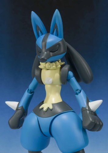 Image 5 for Pocket Monsters - Lucario - S.H.Figuarts (Bandai)