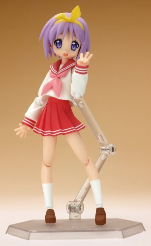 Image 7 for Lucky☆Star - Hiiragi Tsukasa - Figma #012 - Winter School Uniform Ver. (Max Factory)
