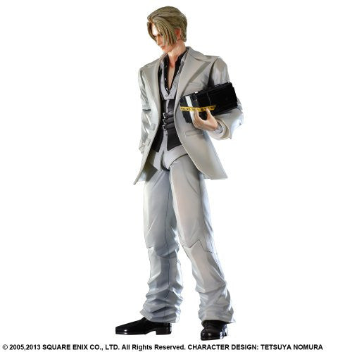 Image 1 for Final Fantasy VII: Advent Children - Rufus Shinra - Play Arts Kai (Kotobukiya, Square Enix)