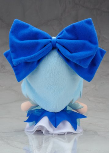 Image 3 for Touhou Project - Cirno - FumoFumo - Touhou Plush Series 09 (AngelType, Gift)