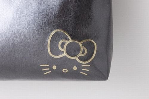 Image 3 for Sanrio Hello Kitty 35th Anniversary Book W/2 Way Bibbon Bag