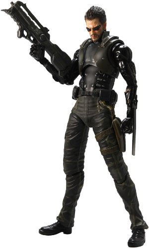 Image 1 for Deus Ex - Deus Ex: Human Revolution - Adam Jensen - Play Arts Kai (Square Enix)