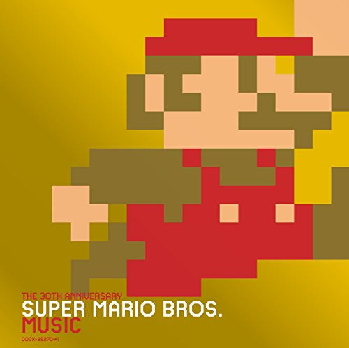 THE 30TH ANNIVERSARY SUPER MARIO BROS. MUSIC