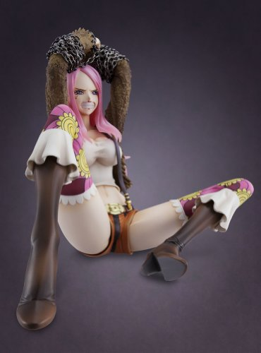 Image 10 for One Piece - Jewelry Bonney - Portrait Of Pirates DX - Excellent Model - 1/8 (MegaHouse)