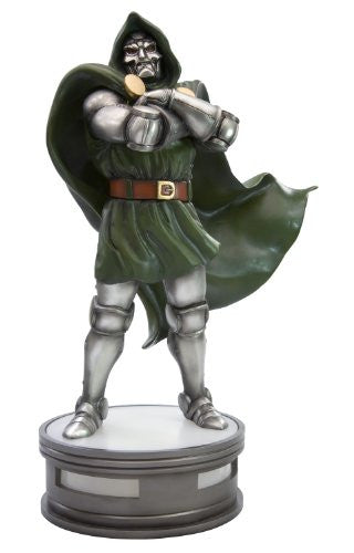 Image 1 for Fantastic Four - Dr. Doom - Fine Art Statue - 1/6 (Kotobukiya)