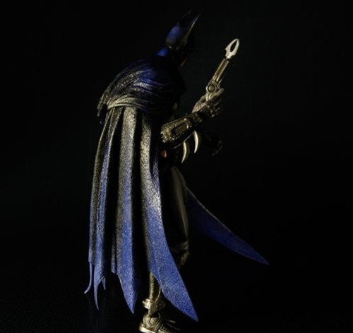 Image 7 for Batman: Arkham City - Batman - Play Arts Kai (Square Enix)
