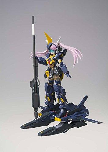 Image 3 for Kidou Senshi Z Gundam - RX-178 Gundam Mk-II - RMS-154 Barzam - A.G.P. - MS Girl - Titans Specification (Bandai)