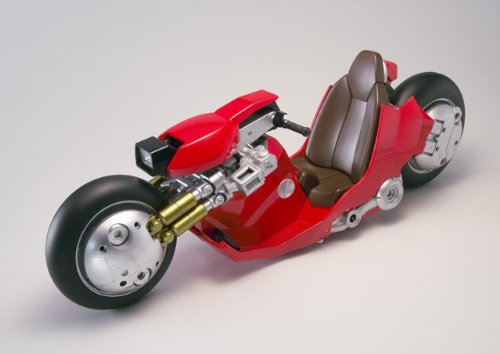 Image 2 for Akira - Popynica Tamashi - Project BM! - Kaneda's Bike - 1/6 (Bandai, Medicom Toy)