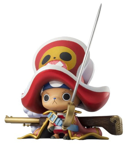 "Image for One Piece Film Z - Tony Tony Chopper - Excellent Model - Portrait Of Pirates ""Edition-Z"" - 1/8 (MegaHouse)"