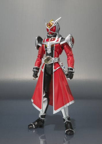 Image 3 for Kamen Rider Wizard - S.H.Figuarts - Flame Dragon Style (Bandai)
