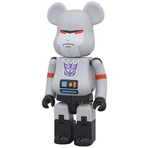Image 1 for Transformers - Megatron - Be@rbrick B-000TF03 - Be@rbrick x Transformers (Medicom Toy)