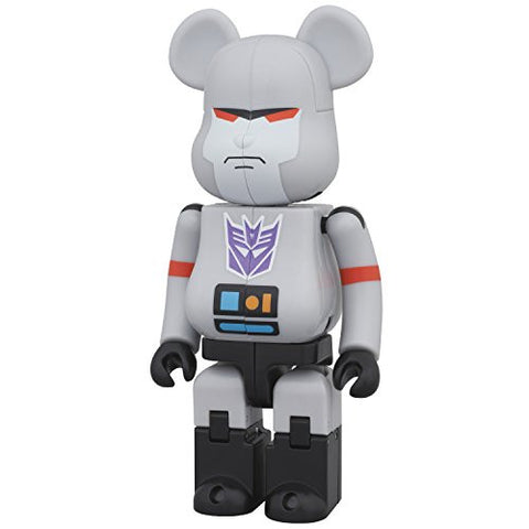 Image for Transformers - Megatron - Be@rbrick B-000TF03 - Be@rbrick x Transformers (Medicom Toy)