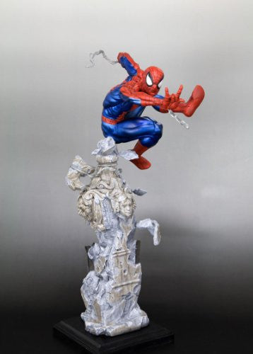 Image 6 for The Amazing Spider-Man - Spider-Man - Fine Art Statue - 1/6 (Kotobukiya)