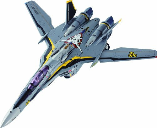 Image 9 for Macross Frontier - Macross Frontier The Movie ~Sayonara no Tsubasa~ - VF-25S Messiah Valkyrie (Ozma Lee Custom) - DX Chogokin - 1/60 - Renewal Ver. (Bandai)