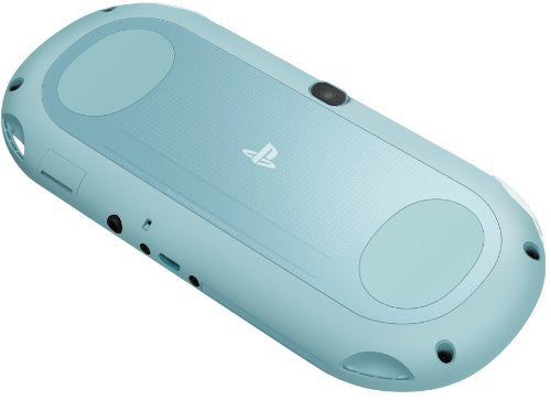 Image 2 for PlayStation Vita Wi-fi Model Lightblue White (PCH-2000)