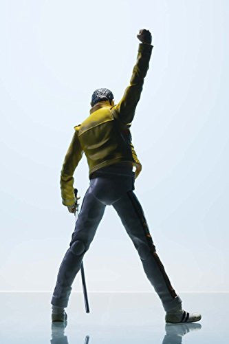 Image 3 for Queen - Freddie Mercury - S.H.Figuarts - Live at Wembley Stadium (Bandai)