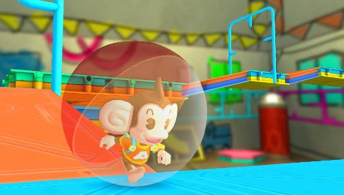Image 4 for Super Monkey Ball Tokumori Asobi~Ta!