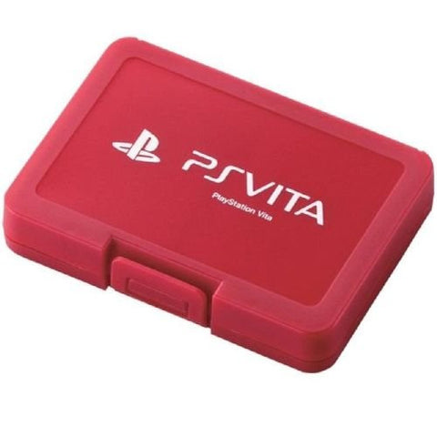 PlayStation Vita Card Case 4 (Red)
