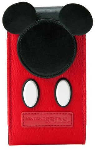 Image for Character Case for 3DS (Mickey Mouse Edition)