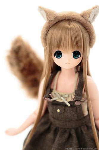 Image 5 for Chiika - Ex☆Cute 9th Series - PureNeemo - 1/6 - Komorebimori no Doubutsutachi ♪, Squirrel (Azone)