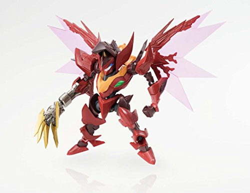 Code Geass - Hangyaku no Lelouch R2 - Type-02/F1Z Guren S.E.I.T.E.N. Eight Elements - KMF Unit - NXEDGE STYLE (Bandai)
