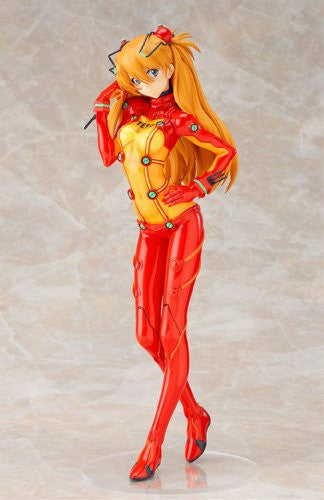 Image 2 for Evangelion Shin Gekijouban - Souryuu Asuka Langley - 1/6 - Test Plug Suit ver. (Max Factory)