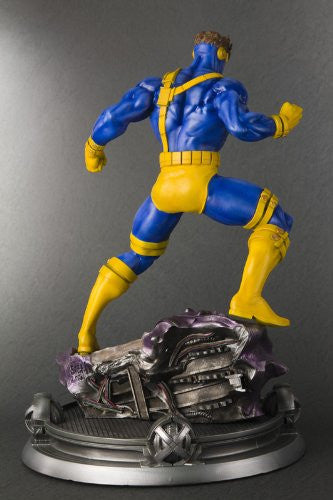 Image 9 for X-Men - Cyclops - Fine Art Statue - 1/6 - Danger Room Sessions (Kotobukiya)