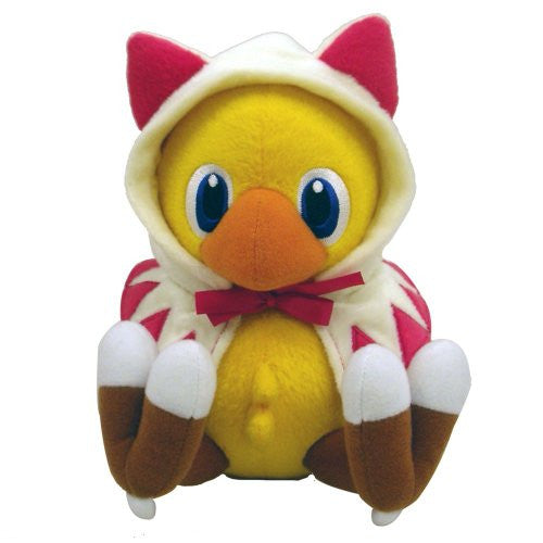 Image 1 for Chocobo no Fushigi na Dungeon: Tokiwasure no Meikyuu - Chocobo - White Mage (Square Enix)