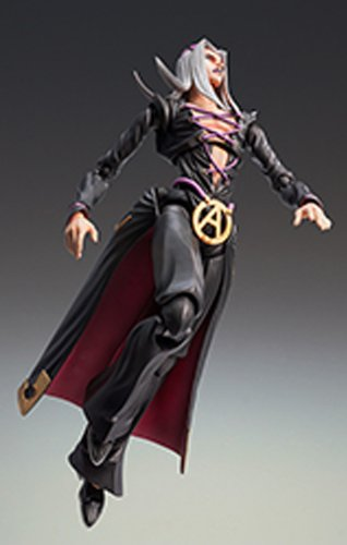 Image 2 for Jojo no Kimyou na Bouken - Vento Aureo - Leone Abbacchio - Super Action Statue #58 (Medicos Entertainment)