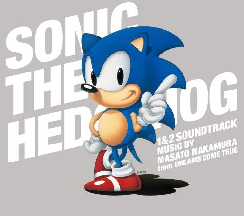 Image 1 for SONIC THE HEDGEHOG 1&2 SOUNDTRACK