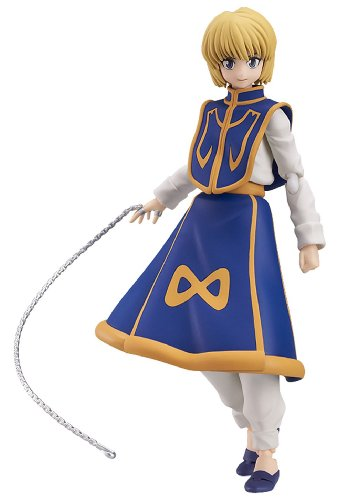 Image 1 for Hunter x Hunter - Kurapika - Figma #194 (Max Factory)
