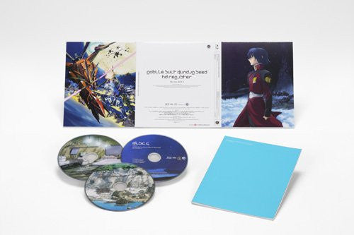 Image 3 for Mobile Suits Gundam Seed HD Remaster Blu-ray Box 2 [Limited Edition]