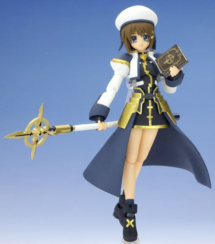 Image 4 for Mahou Shoujo Lyrical Nanoha StrikerS - Yagami Hayate - Figma #026 - Knight Armor Ver. (Max Factory)