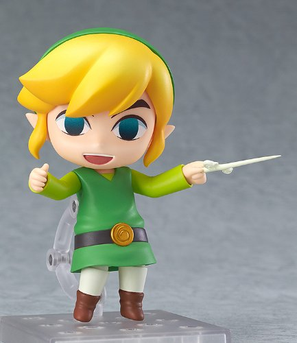 Image 3 for Zelda no Densetsu: Kaze no Takt - Link - Nendoroid #413 (Good Smile Company)