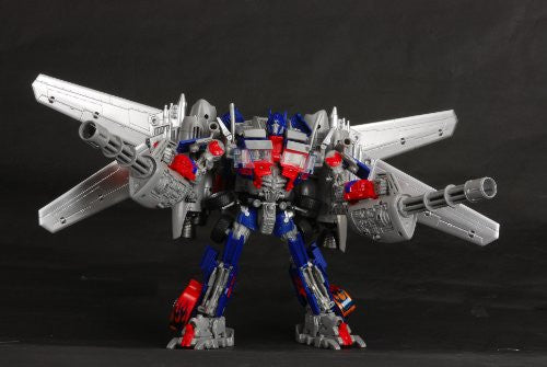 Image 4 for Transformers Darkside Moon - Convoy - Mechtech DA15 - Jet Wing Optimus Prime (Takara Tomy)