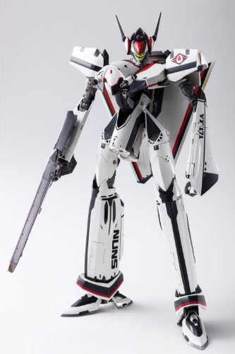 Image 4 for Macross Frontier - VF-171EX Nightmare Plus EX (Saotome Alto Custom) - DX Chogokin - 1/60 (Bandai)