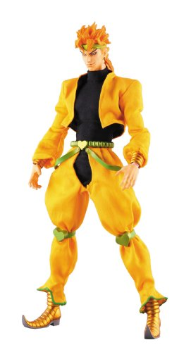 Image 3 for Jojo no Kimyou na Bouken - Stardust Crusaders - Dio Brando - Real Action Heroes #485 - 1/6 (Medicom Toy)