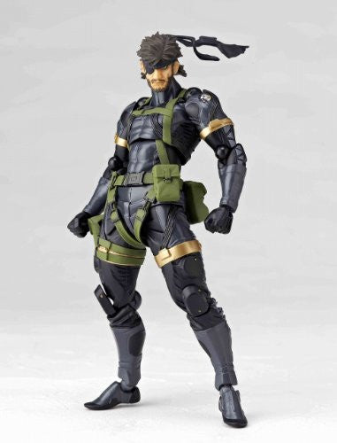 Image 2 for Metal Gear Solid Peace Walker - Naked Snake - Revoltech #131 (Kaiyodo)
